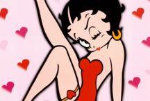 Betty Boop / Betty Boop / by Glenda Sexton