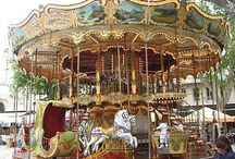 Carousel / Beautiful Carousel / by Glenda Sexton