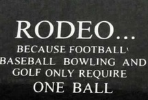 Rodeo / by Theresa F