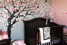Nursery Decorating Ideas / by Sandra Rivera