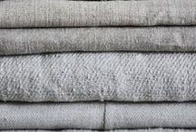 Glamour rústico telas. Natural Textiles / by El rincón de mi abuela Anita