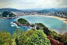 Gipuzkoa (Euskadi - Basque Country) / by Arantza Matute