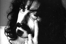 Frank Zappa / by M A