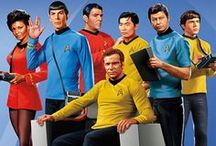 """Star Trek Awesomeness  / """"To bold go where no one has gone before!"""" -STNG / by Ben Stradley"""