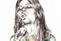 Art | Illustration / by Arina Rice