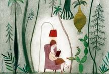 Illustration Delight / by Marsija