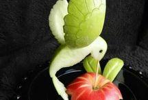 Fruit Art/ toturial / by Apple Detaza