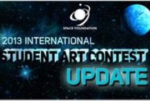2013 International Student Art Contest / by Space Foundation