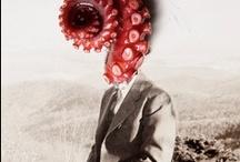 collages / propios y ajenos / by juan g. mazorriaga
