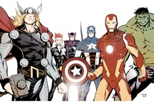 Marvel fun / by Ryan Tronier-Hull