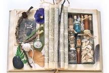Crafty Inspirations - mixed media / by Elizabeth Crowe