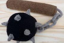 Crafty Inspirations - Knitting / by Elizabeth Crowe