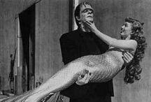 Mermaids - Mr. Peabody and the Mermaid / by Marie Hart