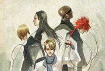 Fandom - Final Fantasy / by Elizabeth Crowe