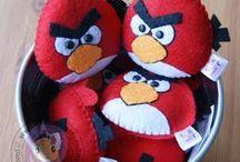 Fandom - Angry Birds / by Elizabeth Crowe
