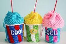 Crafty - Crochet (bags & purses) / Crochet bags, baskets, pouches & purses. / by Elizabeth Crowe