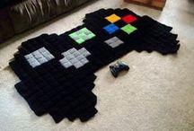 Crafty - Crochet (blankets & cushions) / Crochet blankets, cushions, granny squares, pillows & rugs. / by Elizabeth Crowe