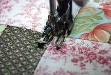 Fabric & Sewing / by Melissa G