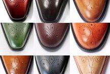 Men's Shoes / men's shoes, #footwear #boots. / by Fadhli Sadar