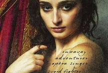 Goddess: sourcebook / Goddess is a a novel based on the life of Mademoiselle de Maupin (Julie d'Aubigny), the 17th century swordswoman and opera singer. http://kellygardiner.com/fiction/books/goddess/ / by Kelly Gardiner