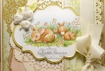 Easter Creations / Easter Crafts/ Foods / by Terri Cropf