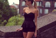 Dress to Impress / by Tiffani Taylor