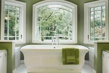 Dream Bathroom! / by Crystal Moore
