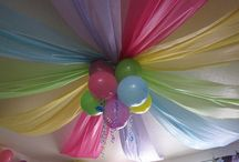 Party Theme Ideas / by Jessica Vigliotta