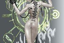Cyberpunk / by Os N Rac