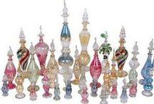 Egyptian Perfume Bottles / by Os N Rac
