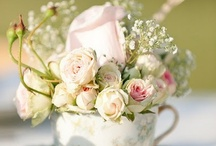 Tea Parties & Weddings / Recipes ~  Ideas ~ Inspiration for Special Occasions  / by Audrey Updyke