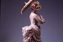 Bustle Dresses / by Dov Sherman
