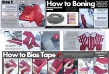 Costume and Fashion Tutorials and Patterns / by Dov Sherman