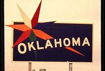 Oklahoma / by Kathy Meyer