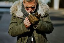 A Fashionable Man // Fall / A real man, needs style and comfort. Cold Seasons. / by Alex Lyon