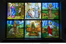 Stained Glass Windows / by Debbie Rend