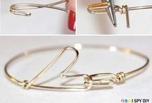 Clever crafts / Do it yourself!! It's easy... / by Evelina Bofiliou