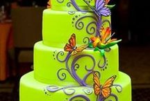 Cakes / by Becky Oettinger