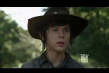 The Walking Dead / This board is about amc's The Walking Dead and Chandler Riggs.Chandler is SUPER CUTE!!!!!!!!!!!!!!! :) / by Mary Dagan