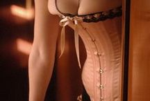 corsets, parisian, ruffles, bows, and victorian / oooohhhh la la / by Vanessa Armstrong