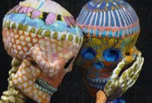 Dia de Los Meurtos / Day of the Dead / by Raven