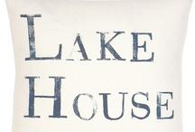 A Lake Cottage / by Karen Sword