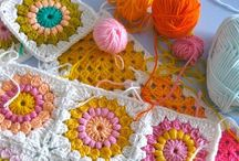 Knit ------o  Crochet -----, / by AngrySaurusRex