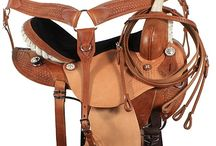 Horse tack that I want / by Mallory Mensack