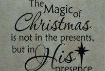 Christmas Blessings / by Linda Martin