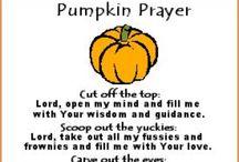 Halloween Blessings / by Linda Martin