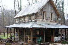 Cabin fever... / by Linda Martin
