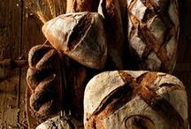 CROP :  Bread & the Art of Baking! / The most ancient, the most refined food! / by Maryam