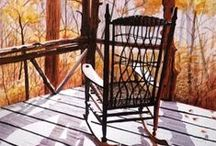 Hey, summer! Outdoor decor / Dress up ur garden, patio and terrace with rattan furniture, tent, hammock, awning, lighting, etc / by Zosomart USA