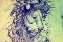 Tattoo ideas / by Divya Kode
